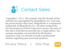 Contact Sales and Copyright Information