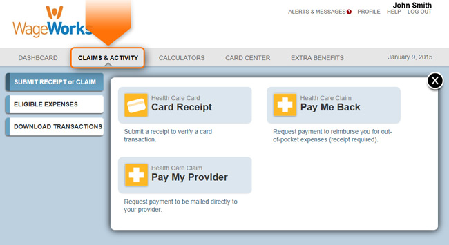 Healthcare Payment Options