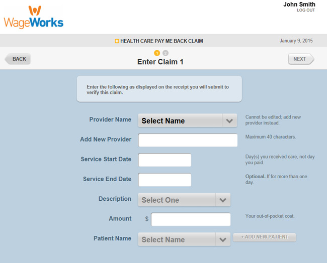Payment Options | WageWorks