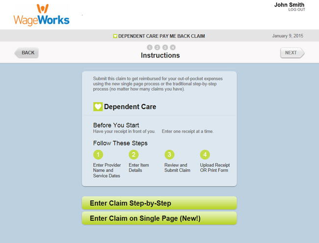 FSA Payment Options | WageWorks