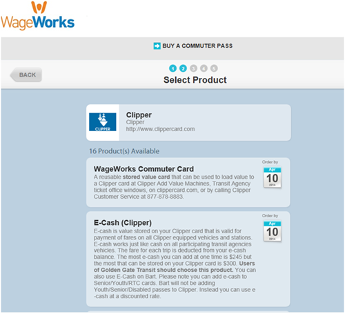 WageWorks and Clipper Card Tutorial | WageWorks